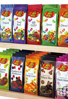 JELLY BELLY — The Original Gourmet Jelly Bean :) There and Fairfield ..too cool!
