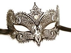 Hrmm, I would love this for the masked ball at Dragon.