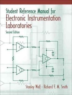 Student Reference Manual for Electronic Instrumentation Laboratories