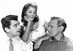 Trevor Howard, Dorothy Dandridge, and Edmund Purdom in Moment of Danger (1960)
