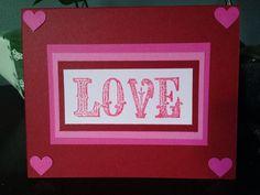 Valentine's day card!!