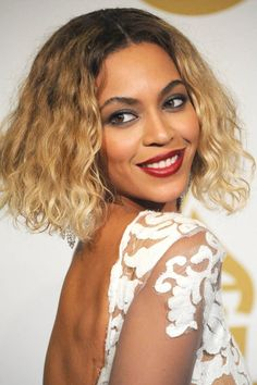 Queen B has had a variety of hairstyles recently and we love very single one!