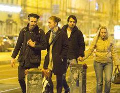 GALERIE: Vítězka StarDance Doležalová se po rozchodu vede za ruku se Zelinkou: Jsou milenci?! | FOTO 1 | Blesk.cz
