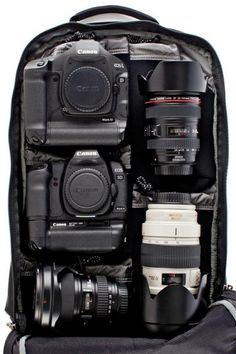 ThinkTank Shape Shifter   -Camera back pack for professional photographers