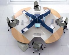 circular office cubicle design pinterest cheap office cubicles