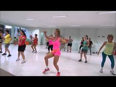 Zumba - Ay Ay Ay - YouTube