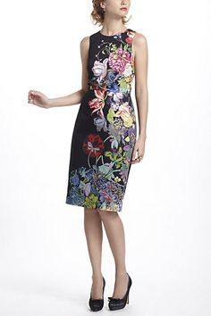 this could be pretty for anything, esp with the wedding in a garden....Heian Sheath #anthropologie