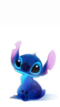 Stich by Lio-Sun on DeviantArt Lilo Y Stitch, Cute Stitch, Disney Phone Wallpaper, Wallpaper Iphone Cute, Cute Disney Drawings, Cute Drawings, Toothless And Stitch, Disney Stich, Stitch Tattoo