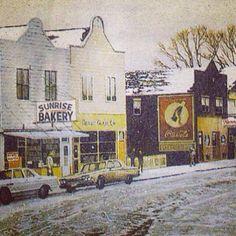 Sunrise bakery, Park Addition, Hibbing, MN. #sunrisebakery #hibbing