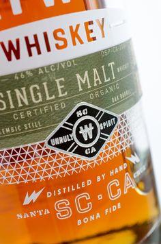 Best Whiskey Wayward Orange Bottle Design images on Designspiration Whiskey Logo, Good Whiskey, Packaging Design Inspiration, Creative Inspiration, Bottle Design, Portfolio Design, Drink Bottles, Alcohol, Orange