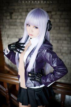 Kyoko Kirigiri (by FreeFeel @WorldCosplay) | Danganronpa #cosplay #anime