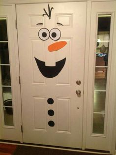 ▷ ideas for Christmas crafts with children Frozen birthday party, Olaf front door decoration – Disney Crafts Ideas Frozen Birthday Party, Olaf Party, 2nd Birthday Parties, Diy Birthday, Birthday Door, Birthday Ideas, Elsa Birthday, Frozen Theme Party, Frozen Christmas
