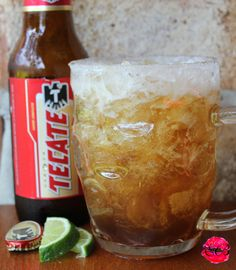 the Edible Bachelor - Thirsty Thursdays - NFL Weekend Special - Michelada