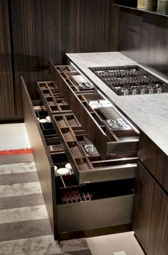 Clever things organized kitchen storage (48)