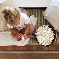Children - Popcorn time