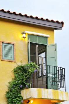 Charm of Tuscany Home, Thailand #Homedecor #Outdoor