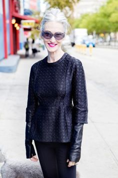 Linda Rodin, stylist and founder of Olio Lusso
