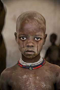 Children | Steve McCurry - Omo Valley