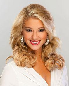 ©Miss America .  Tippe Emmott, Miss Missouri