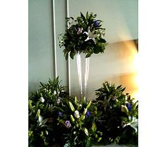 Wedding Arrangement in Naples FL, Posies, great wedding centerpieces