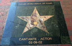 Calle Ocho Walk of Fame, Little Havana (Miami, Florida)