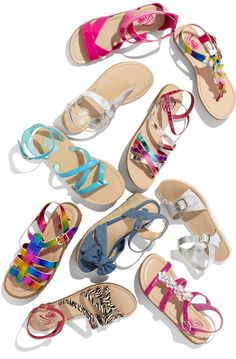 Girls sandals | Kids' shoes | The Children's Place