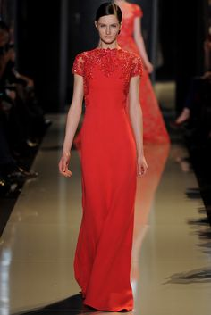 Elie Saab Spring 2013 Couture Fashion Show