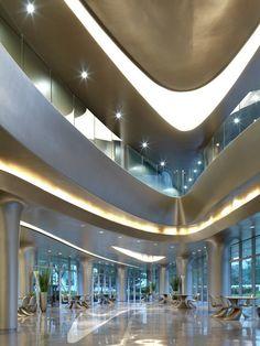 Wangjing Soho in Beijing, China by Zaha Hadid Architects