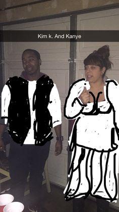 Yeezy and Big Booty