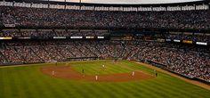 Mlb Stadiums, Baseball Field, Image