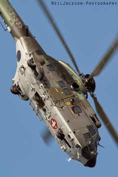 Swiss Air Force Super Puma