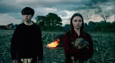 Trailer for Netflix's 'The End Of The F***ing World' - Bloody Disgusting