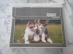 Trapper Keepers were always much cooler if they had an image on them. :)
