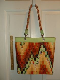 More Bargello Bags for the road
