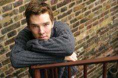 Aber er arbeitete daran. | 16 herrliche Bilder von Benedict Cumberbatch als junger Mann