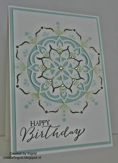 Stampin'Up, Eastern Palace, Butterfly Basics