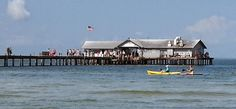 Anna Maria City Pier Activities