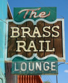 The Brass Rail Lounge - Rapid City, SD - by Alan C.