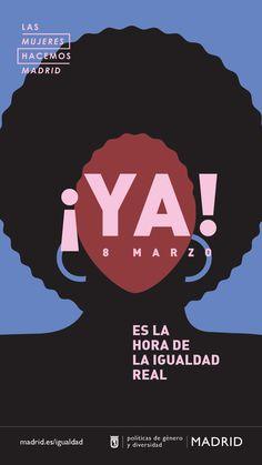 8M. International women's day