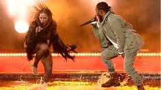 The 2016 BET Awards featured multiple tributes to Prince, a jaw-dropping Beyonce performance and some serious political moments — check it out! Bet Awards 2016, King Kendrick, Beyonce Performance, Black Tv, Cute Celebrities, Music Stuff, Pop Culture, The Incredibles, Culture