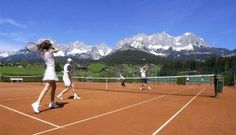 Information about tennis - Big Ball Tennis #tennis