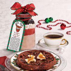 Rudolph's Red Velvet Waffle Mix