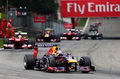 Sebastian Vettel, Red Bull, Monza, 2013