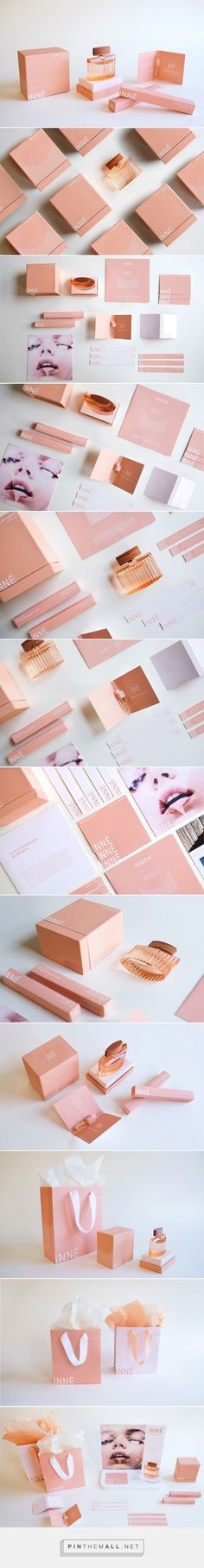 INNÉ Feminine Perfume Branding and Packaging by Thitipol Chaimattayompol