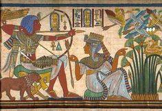 El arte en el Antiguo Egipto – Imperio Nuevo