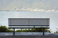 Bord du lac à Montreux - août 2014
