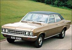 1969 Vauxhall Ventora FD