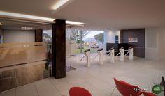 Projeto em 3D. Cliente: IBMR. #arquitetura #arquiteturacorporativa #3D