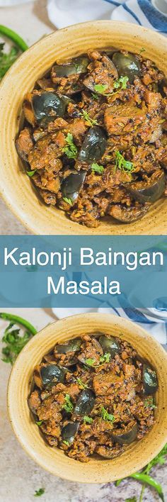 Kalonji Baingan Masala Recipe I Kalonji Wale Baingan is a simple everyday Indian recipe where eggplant is cooked in a gravy flavored with Nigella Seeds. Eggplant I Aubergine I Indian I Dry I saabzi I sabji I baingan I vegetarian I vegan I easy I simple I best I quick I perfect I everyday i