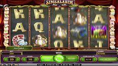 Simsalabim™ es un juego de máquina tragamonedas de 5 tambores y 25 líneas creadas por NetEnt. Jugar gratis en TragamonedasX.com: http://tragamonedasx.com/juegos-gratis/simsalabim/